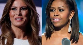 Donald Trump' s Wife Accused Of Plagiarism