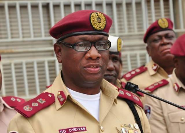 FRSC Corps Marshal, Boboye Oyeyemi
