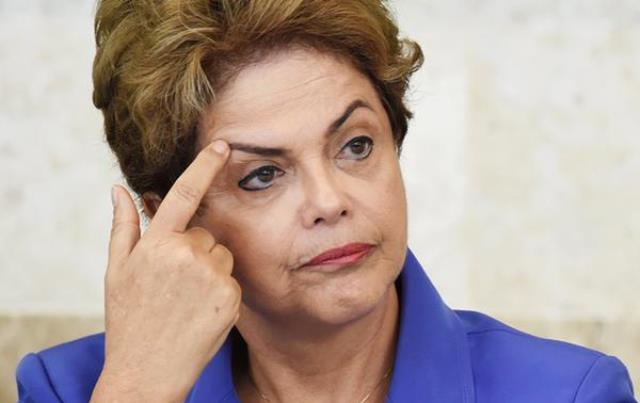 Former Brazil President, Dilma Rousseff