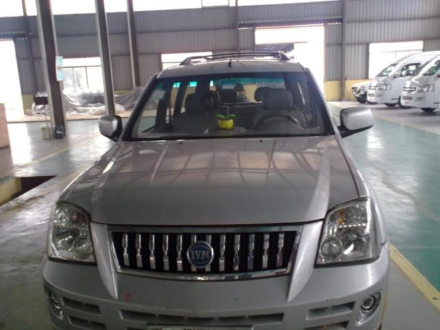 A locally assembled vehicle