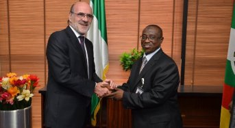 Nigeria, Spain To Strengthen Oil And Gas Trade Relations