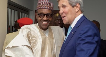 US Secretary Of State To Parley With Buhari On Terrorism,Economy