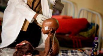 As IDPs Die, Nigeria Probes Theft Of Food Aid