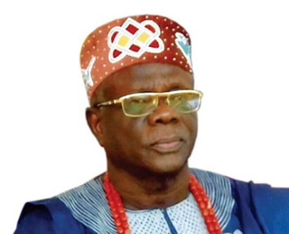 Oniba of Iba land