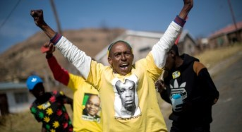 South Africa's Ruling ANC Suffers Setback