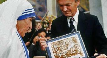 Pope Declares Mother Teresa Saint