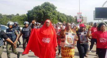 BBOG Hopeful Buhari, Trump Collaboration Will Bring Back Abducted Chibok Girls