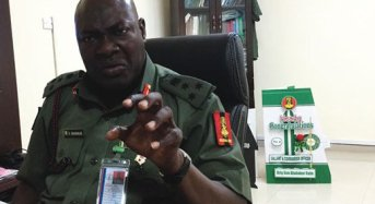 Military Warns Journalists Over Coverage Of Insurgency