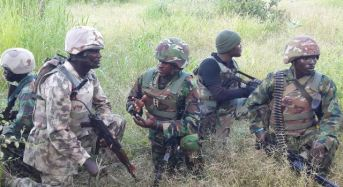 Troops Kill Four, Arrest One Insurgents In Yobe