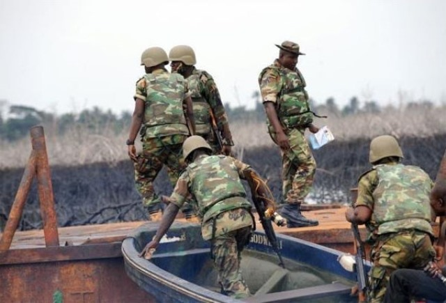 army confirm the death of drowned soldiers