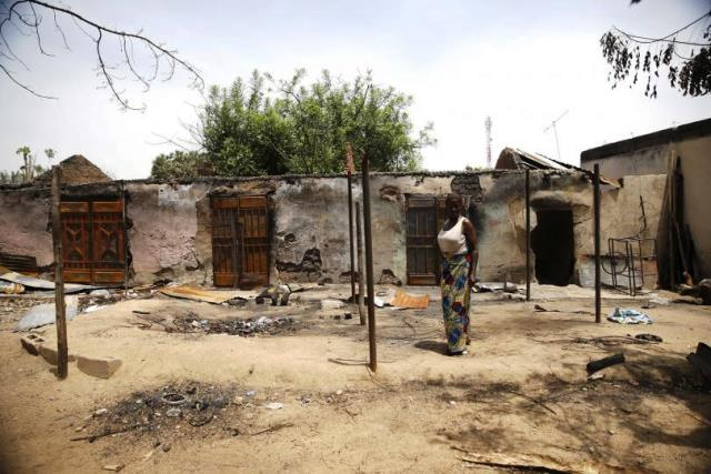 Madagali, in Adamawa State, was one of the worst-hit towns during the Boko Haram insurgency