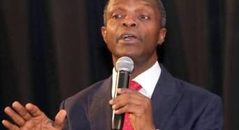 Niger Delta Crisis: Osinbajo Commences Mediation Tour