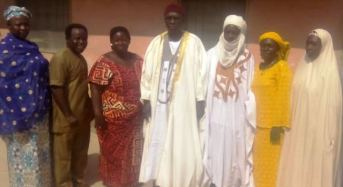 Four Women Inaugurated As Ward Heads In Adamawa