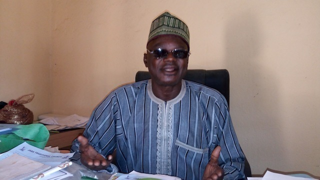 Makama Daniel Shehu, Secretary, Jaba Traditional Council