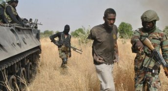 Army Arrests Over 1000 Terrorists In Sambisa Forest