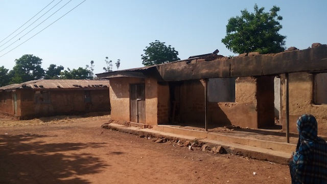 destroyed-houses-in-antang-jemas-council-area-of-kaduna-state