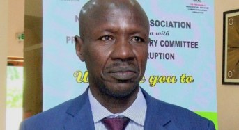 Senate Rejects Magu As EFCC Chairman