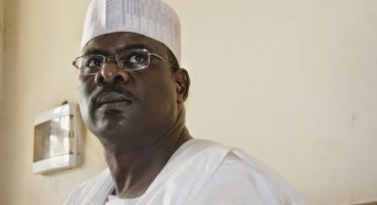 APC Removes Ndume As Senate Leader, Elects Ahmed Lawan