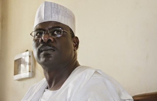 Senate Majority Leader, Ali Ndume