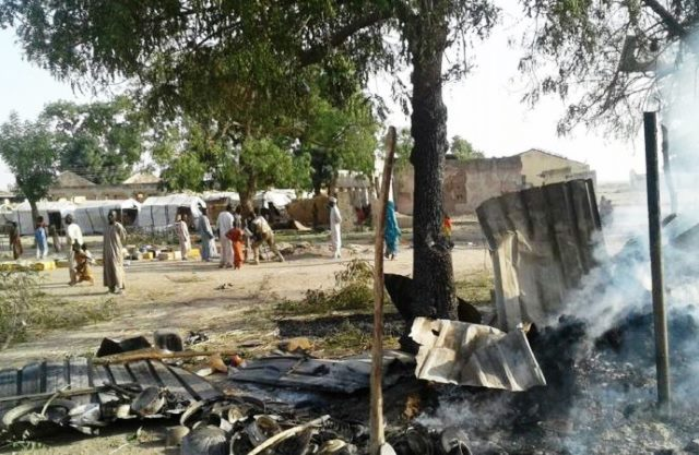 Accidental Bombing - MSF Puts Death Toll At 170