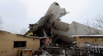 Cargo Plane Crashes In Kyrgyzstan Killing Scores
