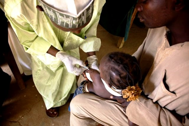Measles Vaccination - UNICEF Targets 3.1 Million Children In Borno