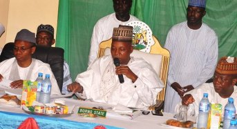 Northern Governors Meet In Kaduna To Discuss Insecurity