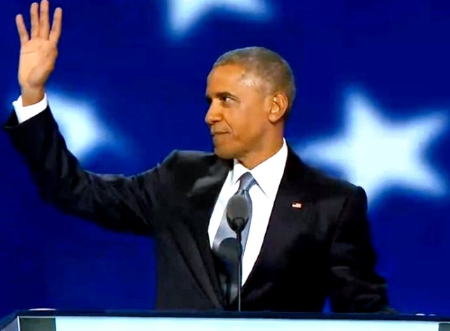 President of the United States of America, Barack Obama