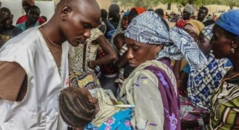 Red Cross Says Humanitarian Crisis In Chad Basin Hopeless