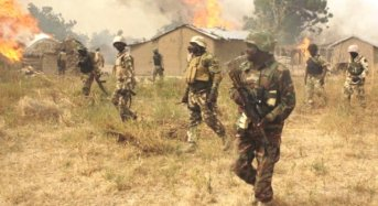 Troops Recover Bodies Of Missing Soldiers