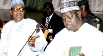 Why I Didn't Sack SGF – Buhari