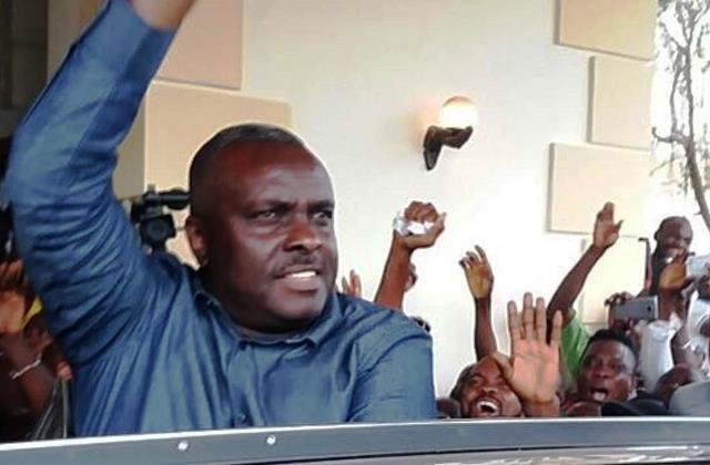 Anti-Graft Boss Condemns Celebration Of Ex-Convict Ibori's Return
