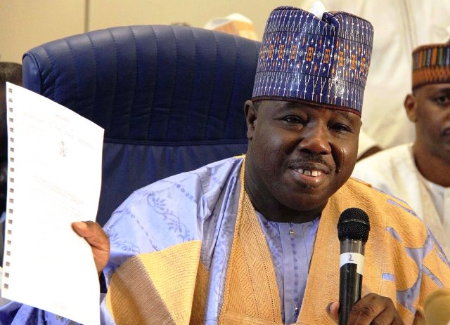 PDP National Chairman, Ali Modu-Sheriff