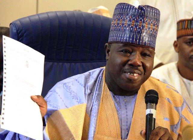 PDP National Chairman, Ali Modu-Sheriff
