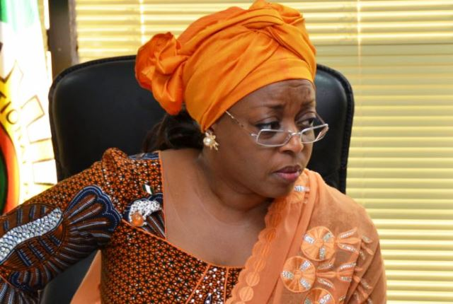 Former Minister of Petroleum Resources, Diezani Allison-Madueke