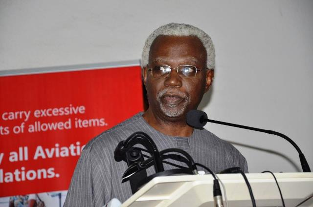 ICPC Chairman, Ekpo Nta