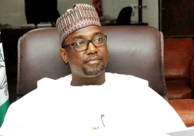 Governor of Niger State Abubakar Bello