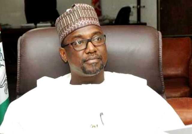 Governor of Niger State Abubakar Bello
