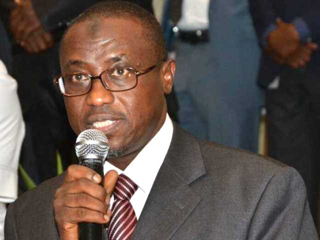 NNPC Group Managing Director, Maikanti Baru