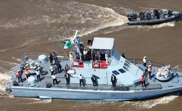Nigeria Navy Floats New Operation To Secure Waterways