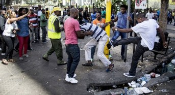 Nigerians In South Africa Attacked Again