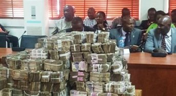 Police Recover Millions From Corrupt INEC Officials In Rivers