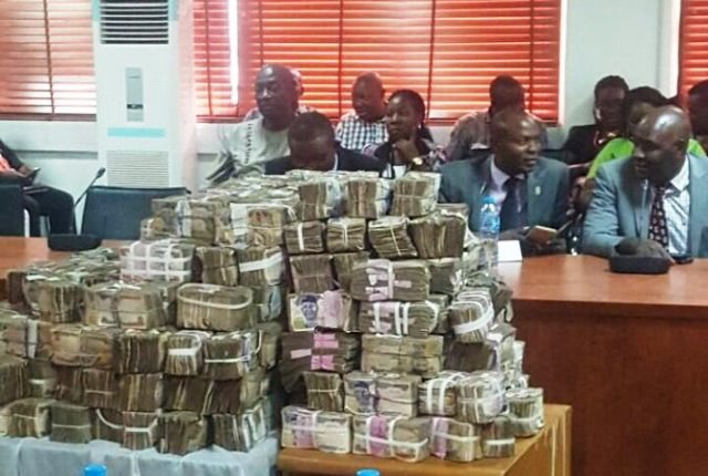 Police Recover Millions from corrupt INEC officials in Rivers State