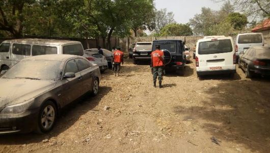 Court Orders Forfeiture Of 17 Vehicles Belonging To Ex-Customs Boss