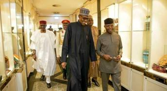 Osibanjo Remains Acting President As Buhari Continues To Rest