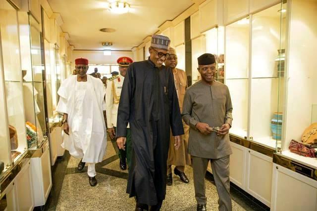 Buhari returns1