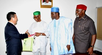 China Lobbies Nigeria's Ruling Party Over 'One China Policy'