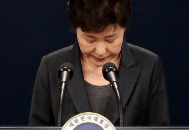 President of South Korea, Park Geun-hye