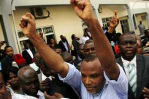 Court Strikes Out Charges Against Nnamdi Kanu