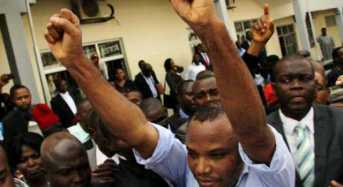 Kanu Released From Kuje Prison
